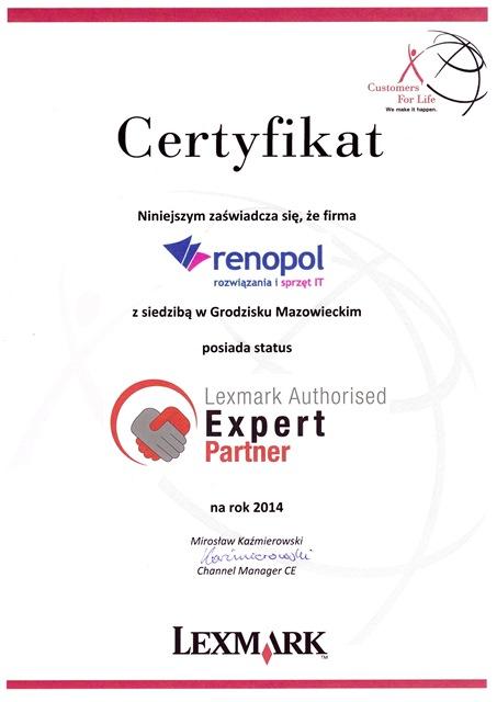 Renopol Lxk 2014