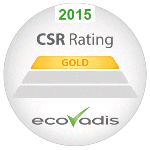 CSR Rating GOLD