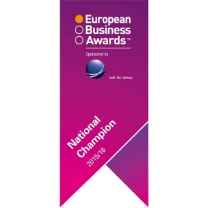 Lexmark European Champion 2015