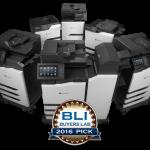 BLI wyróżnia urządzenia wielofunkcyjne Lexmarka jako najlepsze na świecie